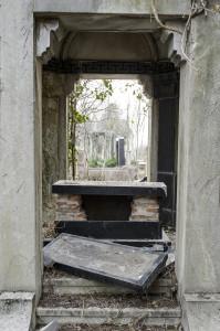A gyöngyösi temető