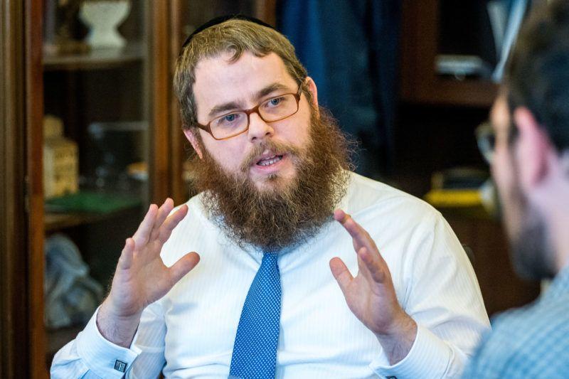 Köves Slomó: a magyar zsidók ma kevésbé fenyegetettek, mint hét éve