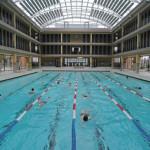 Az Edouard Pailleron High School sportcentruma