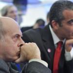 Natan Sharansky és Gideon Behar