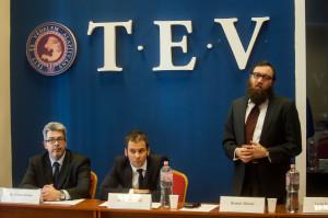 TEV sajtótájékoztató 2014. 03.19.
