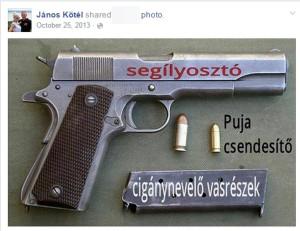 Kötél János Facebook-oldaláról