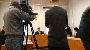 Ágoston Tibor tárgyalása