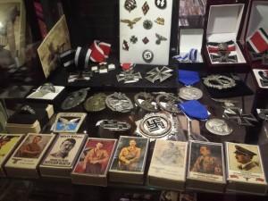 Náci relikviák a Bolhapalotában