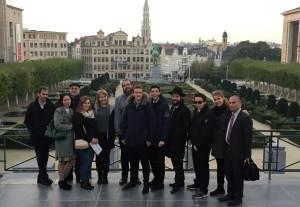 A TEV és az ATID delegációja