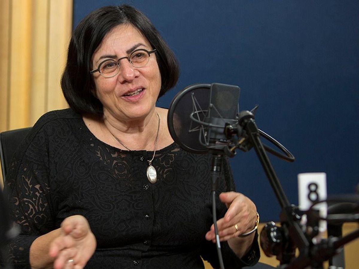 Anna Azari, Izrael lengyelországi nagykövete sokat próbált tenni azért, hogy a szégyenletes …