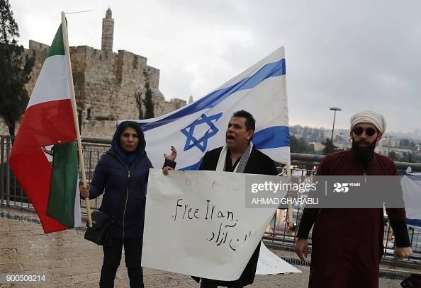 Több ezer iráni fordul menedékjogért Izraelhez