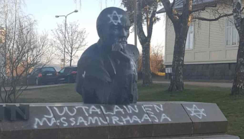 Egy héten belül két zsidóellenes vandálakció történt Finnországban