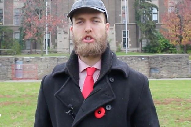 """""""Kifelé a parazita zsidókkal!"""" – üzente egy kanadai politikus"""