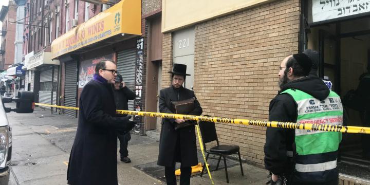 A zsidó közösségeknek meg kell védeniük magukat Amerikában