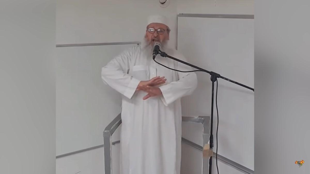 Egy svédországi imám szerint a zsidók disznók és majmok leszármazottai