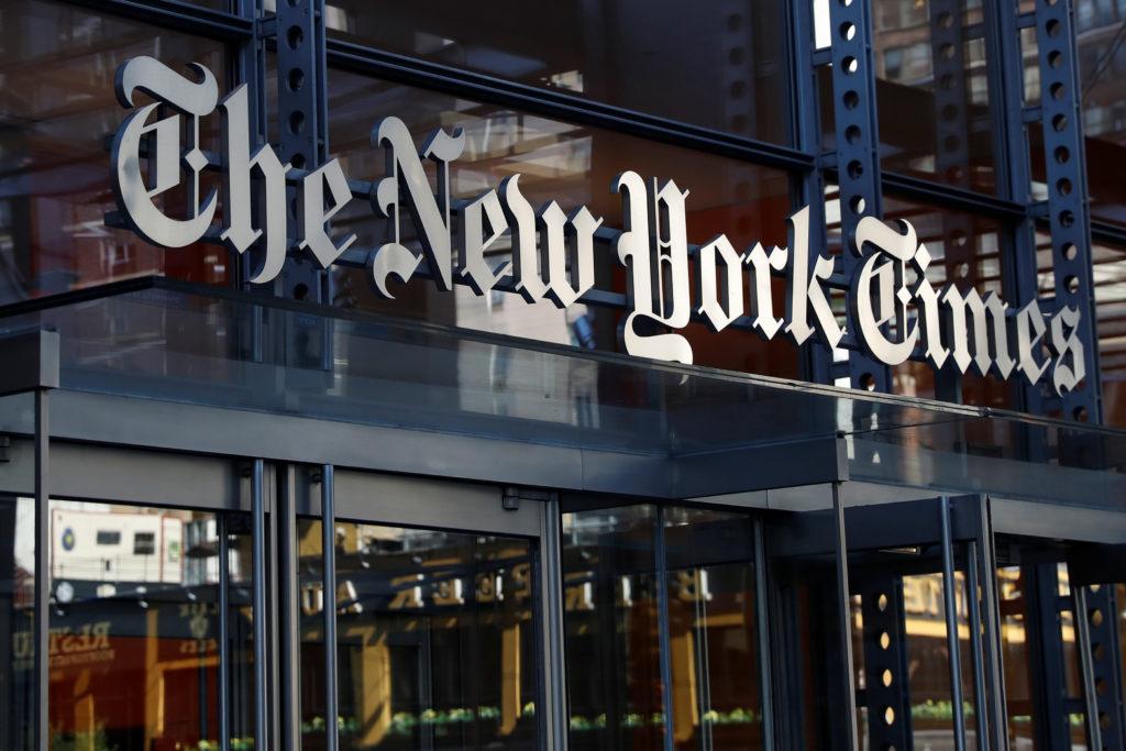 Antiszemita klisék a New York Timesban