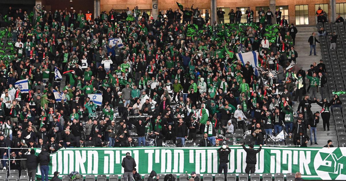 Antiszemita inzultussal fogadták a Maccabi Haifát Berlinben
